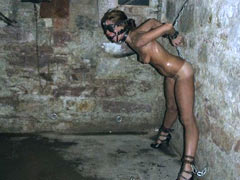 Slave in the dungeon